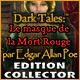 Dark Tales: Le Masque de la Mort Rouge par Edgar Allan Poe Edition Collector
