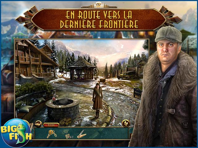 Capture d'écran de Dead Reckoning: Snowbird's Creek Édition Collector