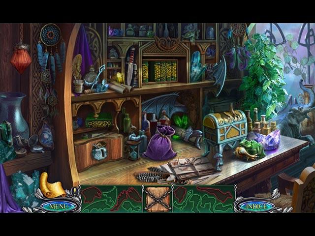 Dreampath: Gardiens de la Forêt screen1