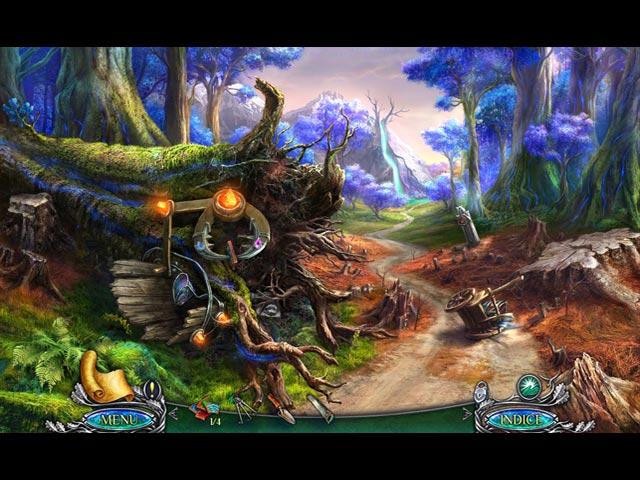 Dreampath: Gardiens de la Forêt screen2