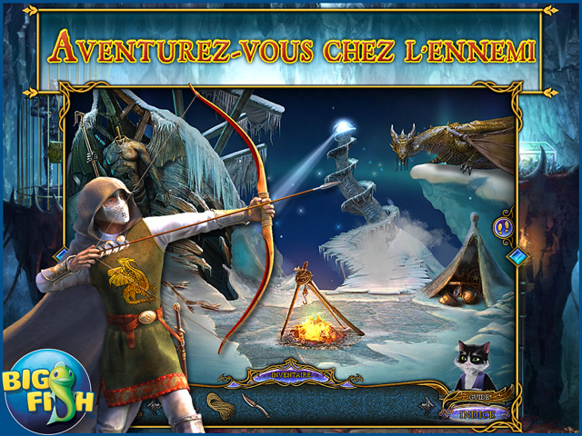Capture d'écran de Dreampath: Les Deux Royaumes Edition Collector