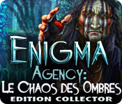 Enigma Agency: Le Chaos des Ombres Edition Collector