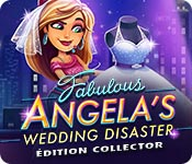 Fabulous: Angela's Wedding Disaster Édition Collector