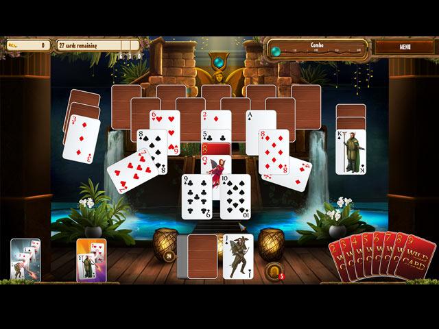 Fantasy Quest Solitaire screen1