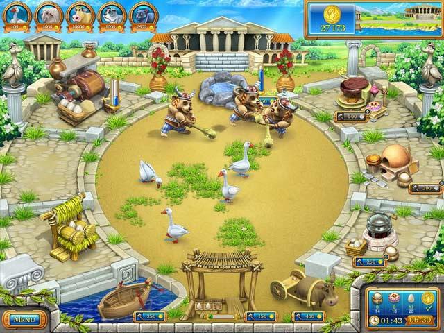 Vidéo de Farm Frenzy: Ancient Rome