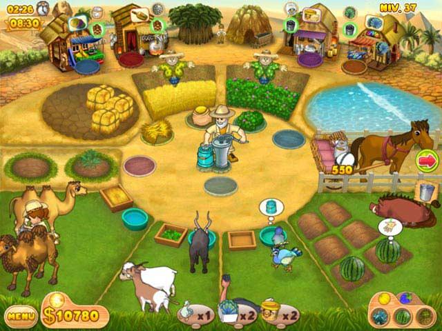 Vidéo de Farm Mania: Hot Vacation