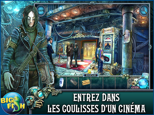 Capture d'écran de Fear for Sale: Le Cinéma de l'Epouvante Edition Collector