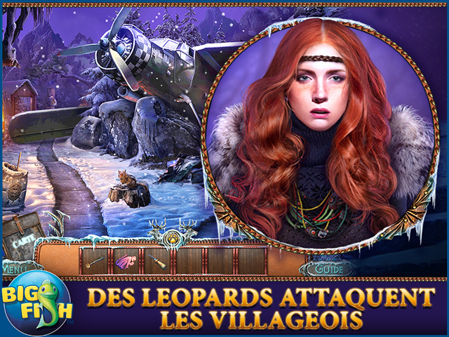 Capture d'écran de Fierce Tales: Les Léopards Edition Collector