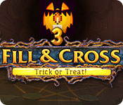 Fill and Cross: Trick or Treat! 3