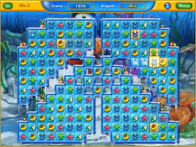 Vidéo de Fishdom: Frosty Splash