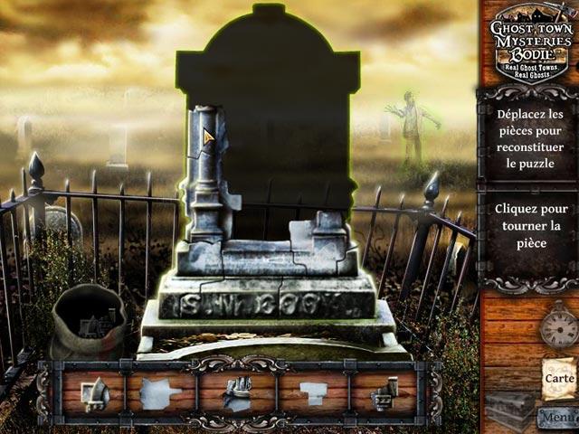 Vidéo de Ghost Town Mysteries: Bodie