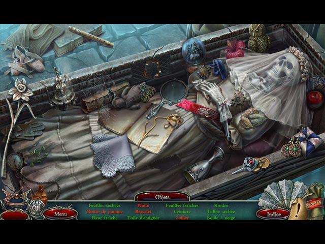 Grim Facade: Dot Mortelle screen1