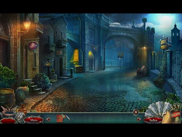 Grim Facade: Dot Mortelle screen2