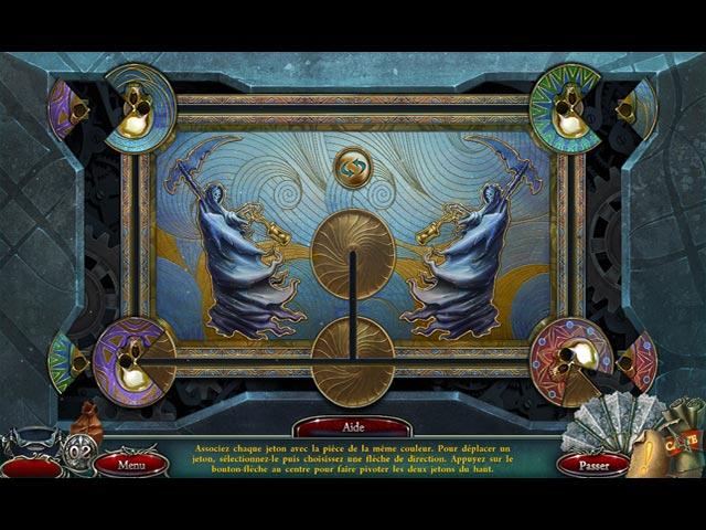 Grim Facade: Dot Mortelle screen3