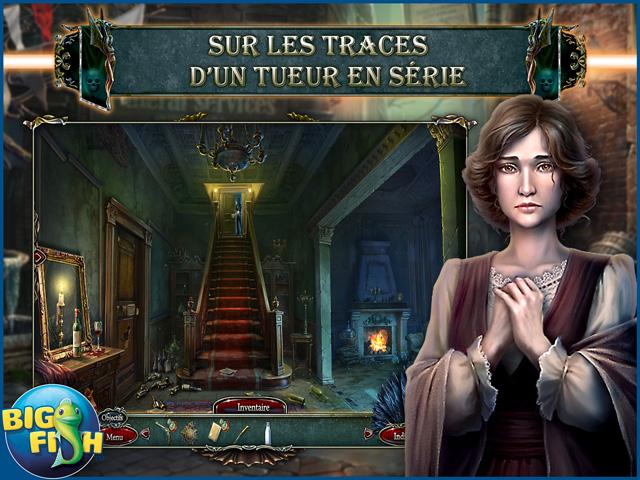 Capture d'écran de Grim Facade: Double-jeu Édition Collector