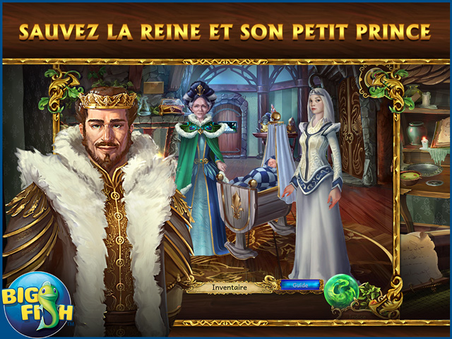 Capture d'écran de Grim Legends 2: Le Chant du Cygne Noir Edition Collector