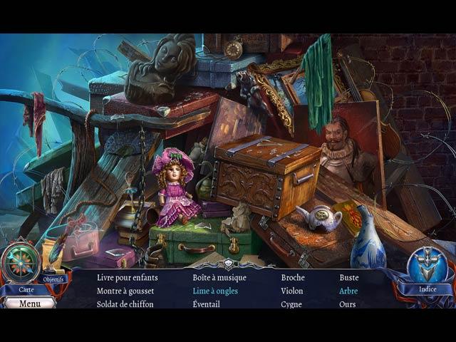 Grim Legends 3: La Ville Sombre screen1