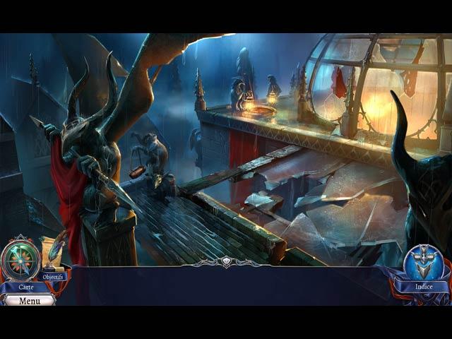 Grim Legends 3: La Ville Sombre screen2