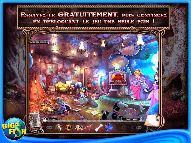 Capture d'écran de Grim Tales: Mary la Sanglante Edition Collector