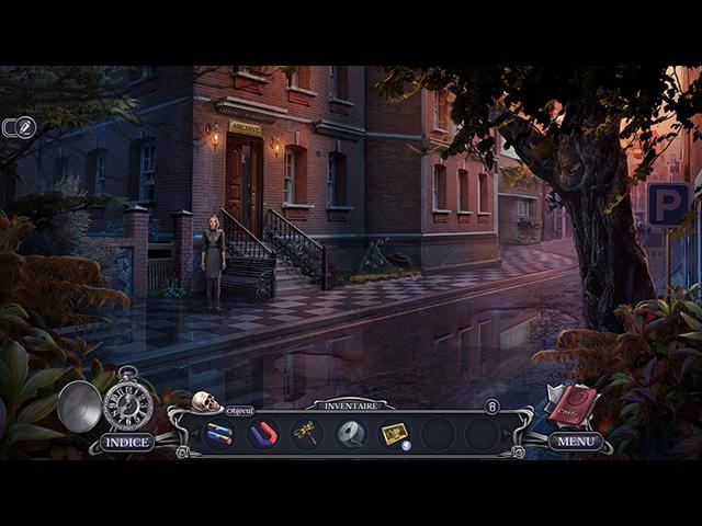 Grim Tales: L'Invitée du Futur Édition Collector screen3