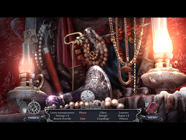 Grim Tales: L'Invitée du Futur screen2