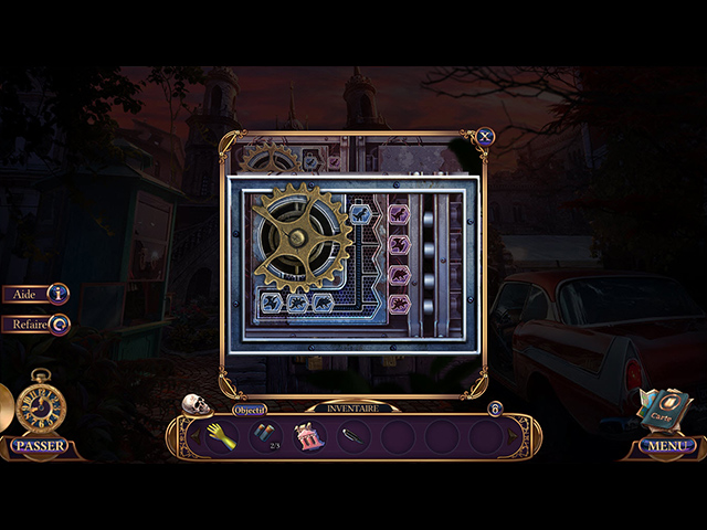Grim Tales: Le Nomade screen1