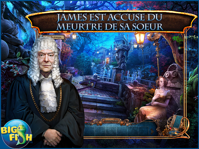 Capture d'écran de Grim Tales: La Vengeance Edition Collector