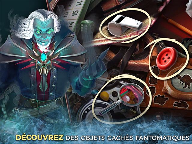 Capture d'écran de Grim Tales: La Dame Blanche Édition Collector