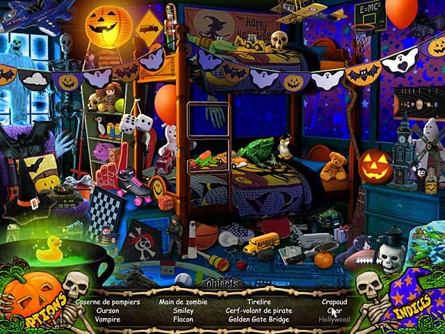 Vidéo de Halloween - Trick or Treat