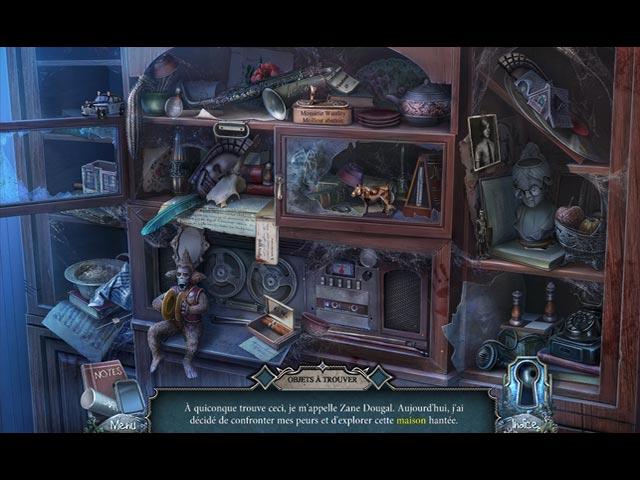 Harrowed Halls: Le Chardon du Diable screen2