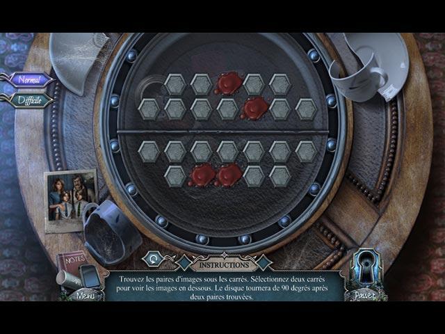 Harrowed Halls: Le Chardon du Diable screen3