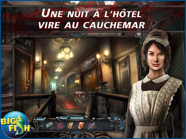 Capture d'écran de Haunted Hotel: Le Boucher de l'Axiom Édition Collector