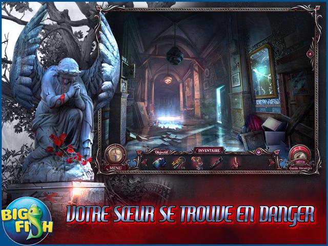 Capture d'écran de Haunted Hotel: L'eX Édition Collector