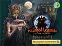 Capture d'écran de Haunted Legends: Le Faucon Noir Édition Collector