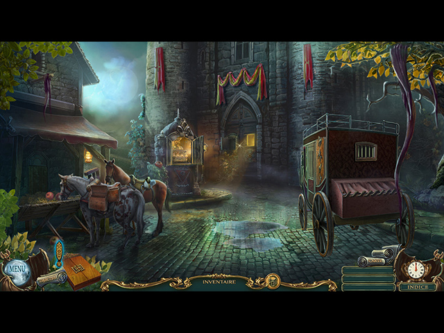Haunted Legends: L'Appel du Désespoir screen1