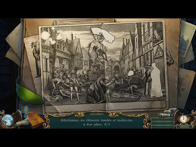 Haunted Legends: L'Appel du Désespoir screen3