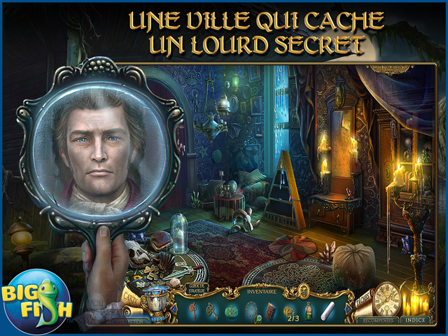 Capture d'écran de Haunted Legends: Le Secret de la Vie Édition Collector
