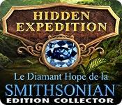 Hidden Expedition: Le Diamant Hope de la Smithsonian™ Edition Collector