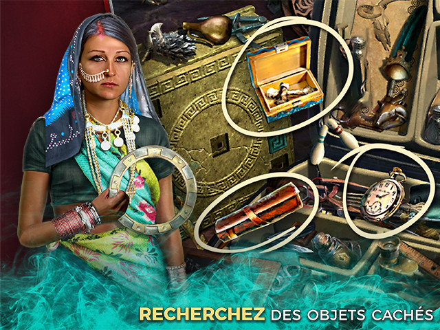 Capture d'écran de Hidden Expedition: La Malédiction de Mithridate Édition Collector