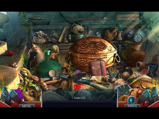 Hidden Expedition: La Malédiction de Mithridate screen1