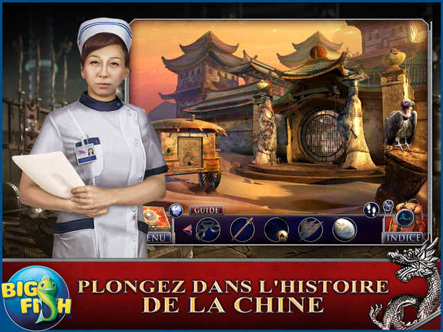 Capture d'écran de Hidden Expedition: L'Empereur Éternel Édition Collector