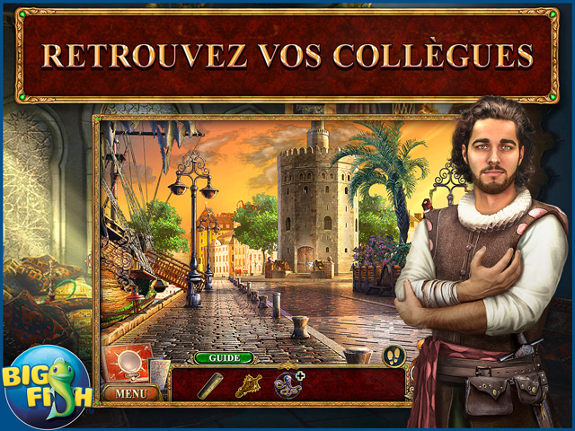Capture d'écran de Hidden Expedition: La Fontaine de Jouvence Édition Collector