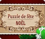 Puzzle de fête Noël