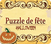 Puzzle de Fête: Halloween