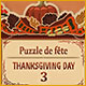 Puzzle de fête Thanksgiving Day 3