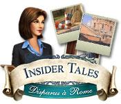 Insider Tales: Disparus à Rome
