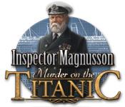 Inspector Magnusson: Murder on the Titanic jeu iPad, iPhone