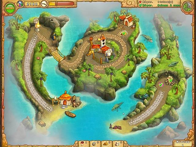 Vidéo de Island Tribe 4