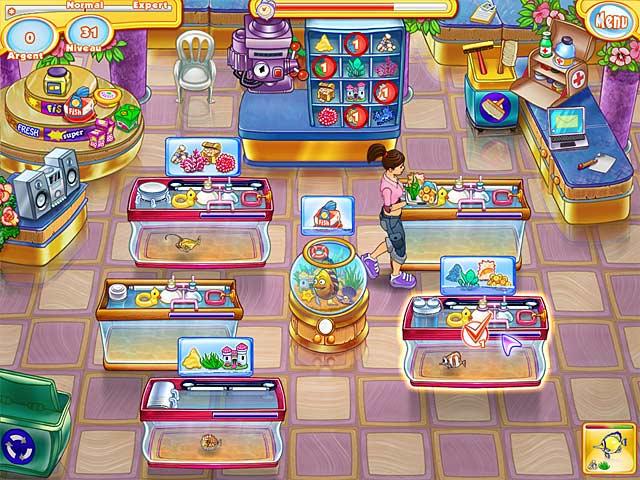 Vidéo de Jenny's Fish Shop
