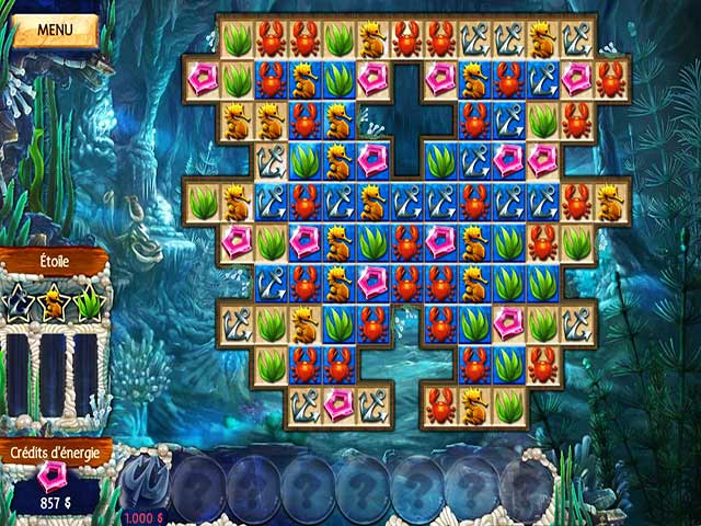 Vidéo de Jewel Legends: Atlantis